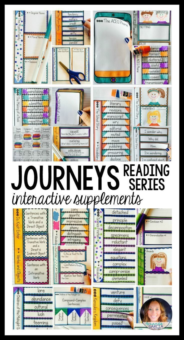 Are You Looking For Enriching Rigorous Interactive Supplements To Add Some Pizzazz To Your Journe Journeys Reading Journeys Reading Series Sixth Grade Reading [ 1359 x 736 Pixel ]