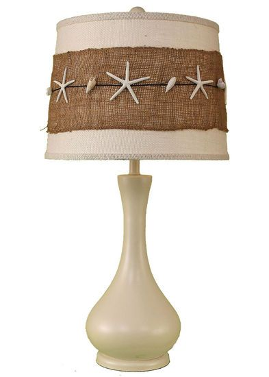 One of my favorite lamps to bring the beach home year round.   Hundreds of…