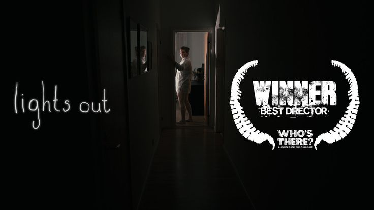 Lights Out - Who's There Film Challenge (2013). Winner of 'Best Director' in the  http://www.bchorrorchallenge.com Breakdown of the last sho...