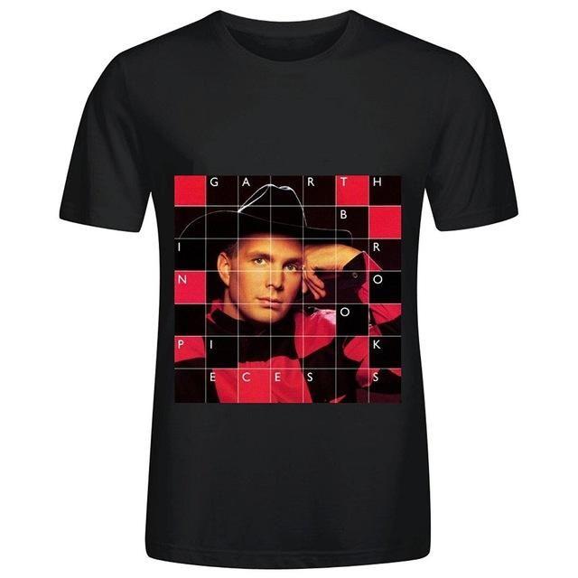 Garth Brooks T-Shirt - In Pieces