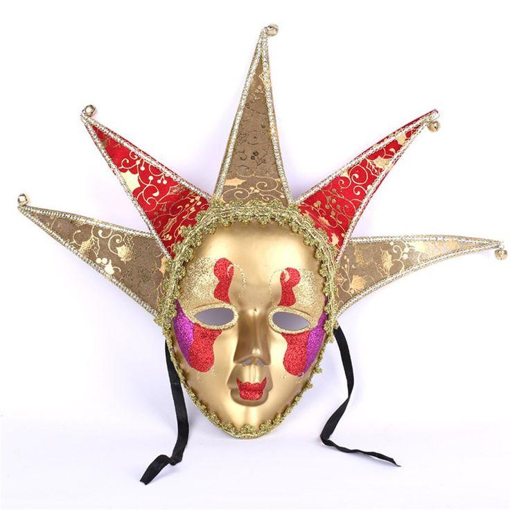 New Novelty Full Face Clown Mask Halloween Scary Latex Masks 2015 New Fashion Masquerade Masks  http://playertronics.com/products/new-novelty-full-face-clown-mask-halloween-scary-latex-masks-2015-new-fashion-masquerade-masks/