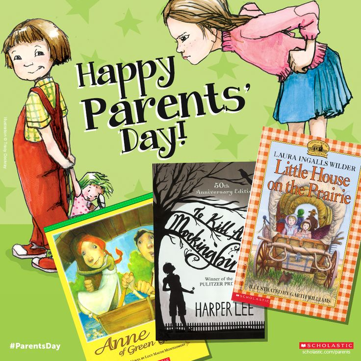 """Signed into law by Bill Clinton in 1994, Parents' Day is about """"recognizing, uplifting, and supporting the role of parents in the rearing of children."""""""