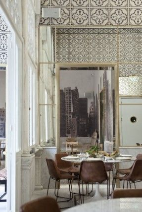 From Paris to Beirut, the LIZA Restaurant |