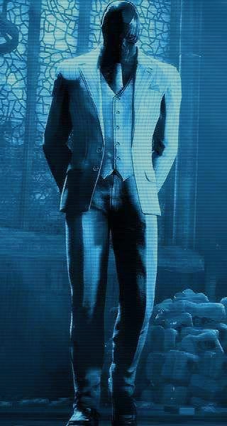 Batman Arkham Origins - black mask