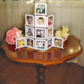 Design Your Own Photo Display #Magnamail
