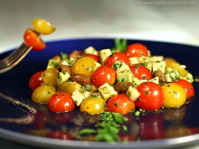 Salade fraicheur - Meilleur du Chef