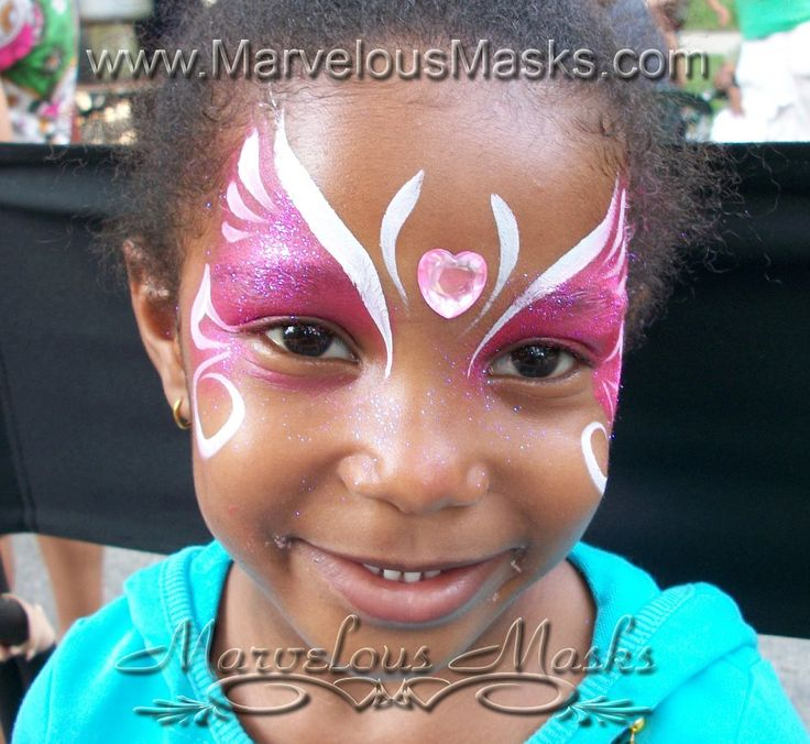 71 best maquillage pour enfant images on pinterest face paintings makeup artistry and - Maquillage simple enfant ...