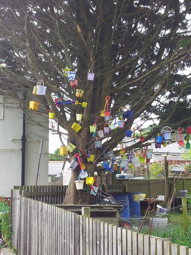 Bucket Tree West Lulworth