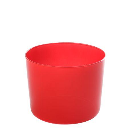 Fiesta rouge 19 cl. Ce joli petit récipient rouge, assorti aux couleurs du drapeau espagnol, accueillera les mets sucrés ou salés de votre cocktail dînatoire.