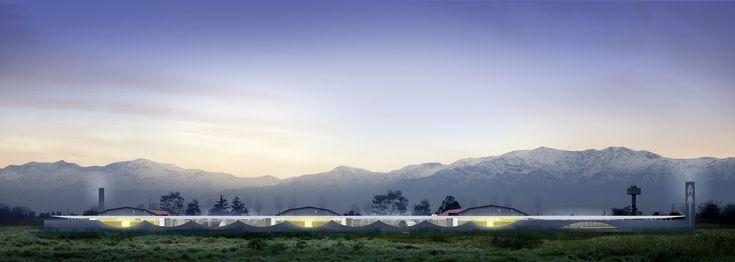 Galería de Anuncian proyecto ganador para el depósito de colecciones del Museo Nacional de Historia Natural en Chile - 7
