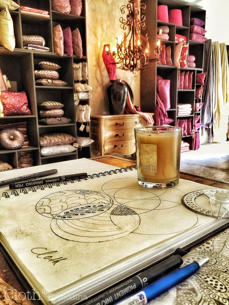 Cloth creativity