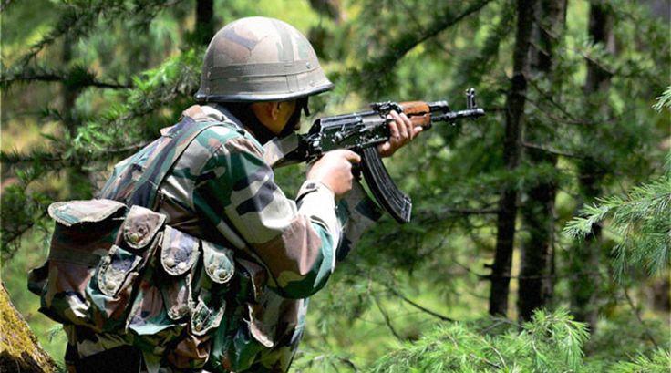 Army Foils Infiltration Bid In J&K, Kills 4 Militants