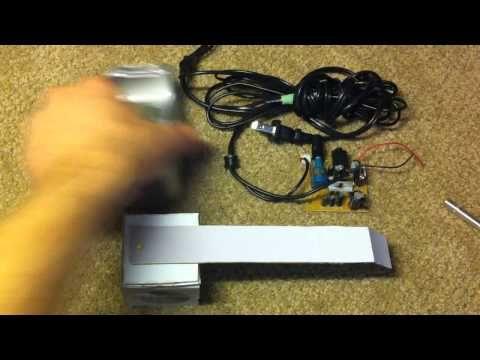 CDRecord 3.0 Tutorials P2 - Building The Arm - YouTube