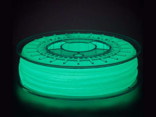 ColorFabb Glow In The Dark PLA/PHA Filament - 3.00mm (0.75kg)
