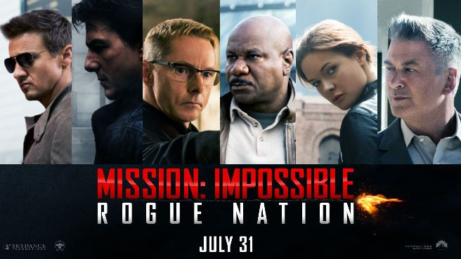 Mission Impossible Rogue Nation Sweeps Box Office in South Korea | Koogle TV
