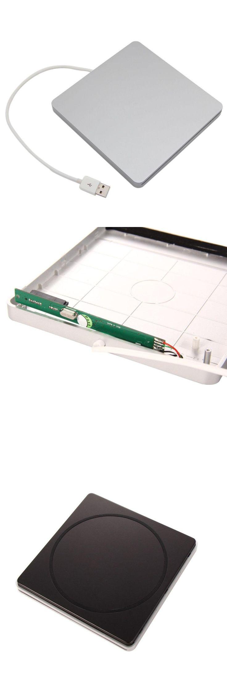 [Visit to Buy] USB External DVD Drive Burner Case for MacBook Air Pro iMac Mac mini Superdrive #Advertisement