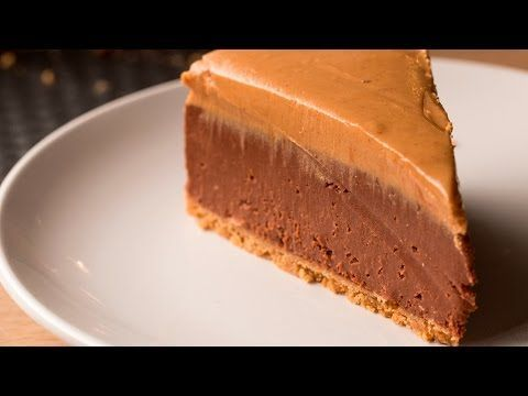 Itt egy elronthatatlan csodasüti: mogyoróvajas-csokis sajttorta 30 perc alatt - VIDEÓ!   Mindmegette.hu
