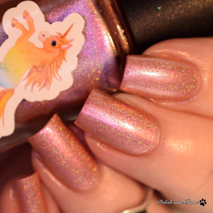 Grace-full Nail Polish Unicorn Rides