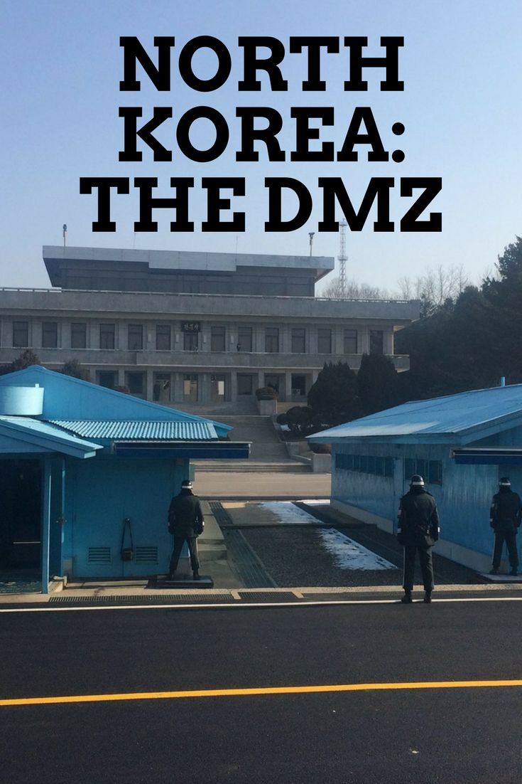A trip to the Korean border, the most fortified border in the World