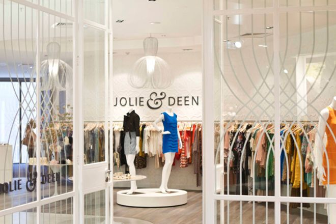 Jolie & Deen | I recommend heading in-store to check out their always-amazing sale racks (from $40) and gorgeous jewellery from $29.95. Jolie & Deen is at 477 Chapel St, South Yarra; 702 Glenferrie Rd, Hawthorn; and at shop 247, level 2, Melbourne Central, Melbourne.
