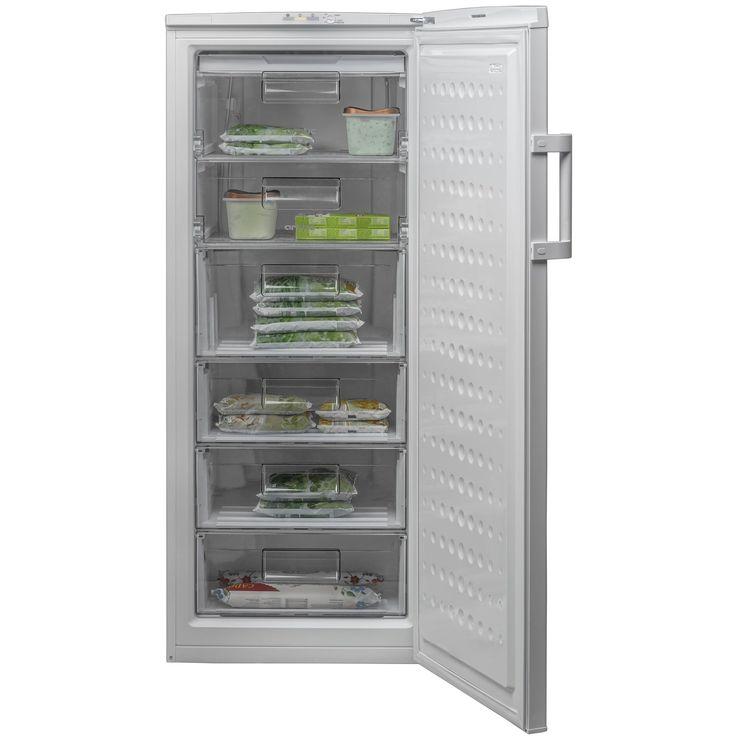 Congelator Arctic ANC246+, 215 l, Clasa A+, H 151 cm, Alb. Condelatorul este similar unui frigider de dimensiuni mici cu valori constructive cuprinse intre 151 x 59.5 x 60 cm. Acest ansamblu de care vorbim, carcasa congelatorului este una de culoare alba fiind clasica in randul acestor aparate.  Arctic ANC246+ este produsul perfect pentru cei ce doresc un congelator dedicat alimentelor congelate. Pret, pareri si review pe viewnews.ro