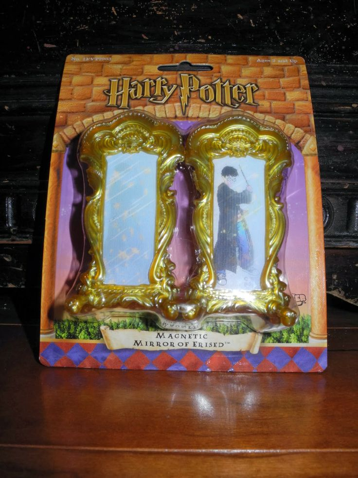 Harry Potter Mirror of Erised toy (2001).