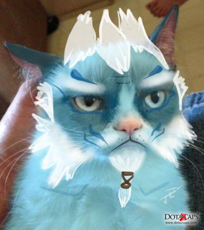 Phantom cat