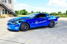 2011 Ford Mustang Wagner Texas Mile Shelby 010