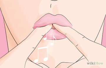 How to Whistle With Your Fingers: 9 Steps (with Pictures)
