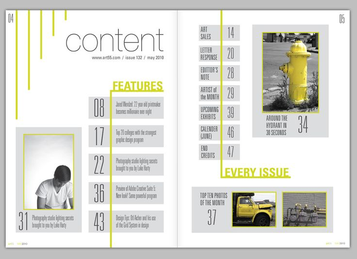 Magazine Design U0026 Layout   Destry Kiser Design