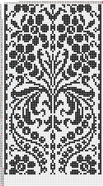 Fair Isle Knitting Free Charts : Images about knit up stranded knits or fair isle