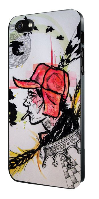 """Catcher in the Rye Custom Phone Cases - Chantella Viala's Art Gallery Custom Phone Cases """"COMING SOON!""""  Shop for them at the itailors.com The recent collaboration between Chantella & the itailors is bound to satisfy all those boring, artless mobiles out there screaming for a new look!! The cases feature original pieces of art by Chantella Viala. Cases are only $20 each! Available for most iPhone 4/4s, iPhone 5/5c/5s, Galaxy S3 & Galaxy S4. Release date is set for March 20th 2014!"""
