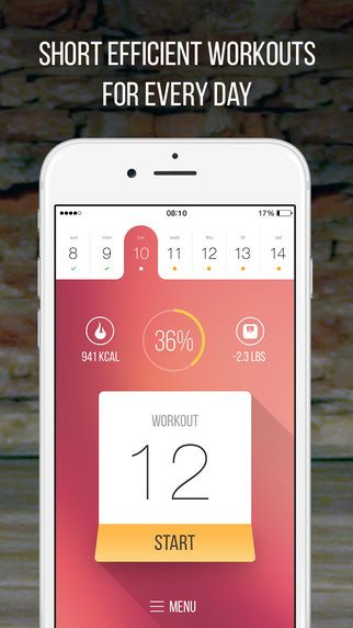 Normally paid, this exercise app is free for a limited time  #iphone #apps