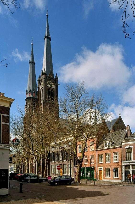 Delft - Maria van Jessekerk.
