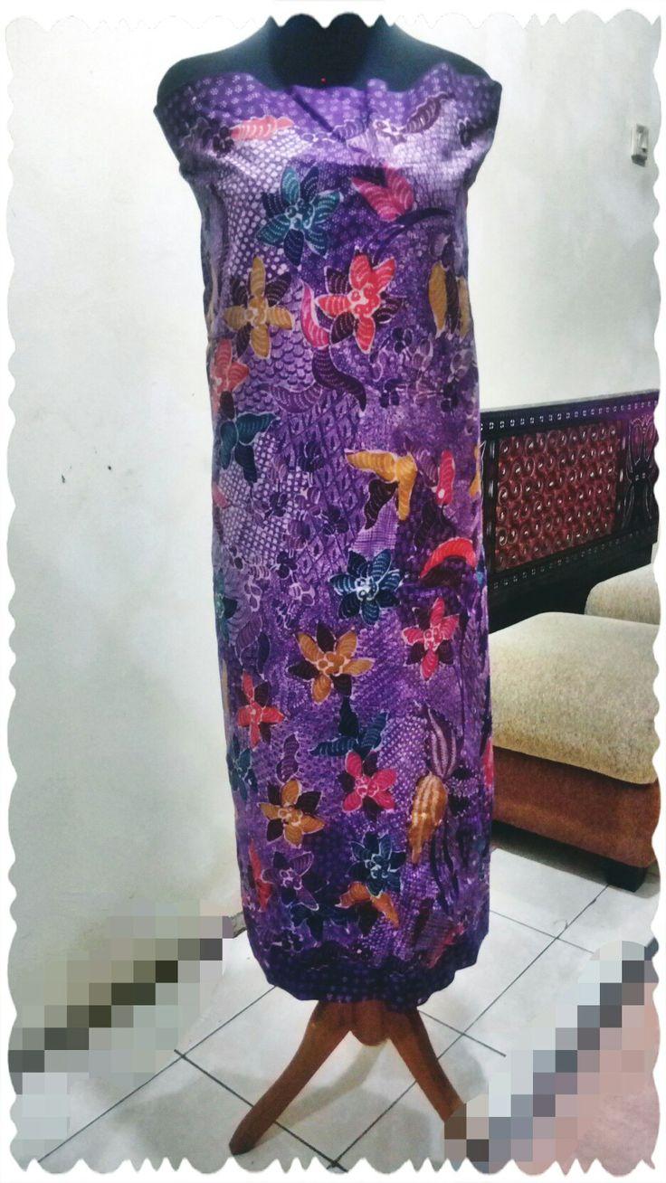 Kurik violet batik madura