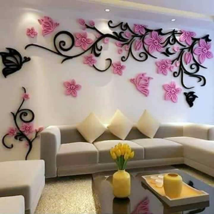 8 best wall designs images on Pinterest   Interior ideas  Wall design and  Diy origami. 8 best wall designs images on Pinterest   Interior ideas  Wall