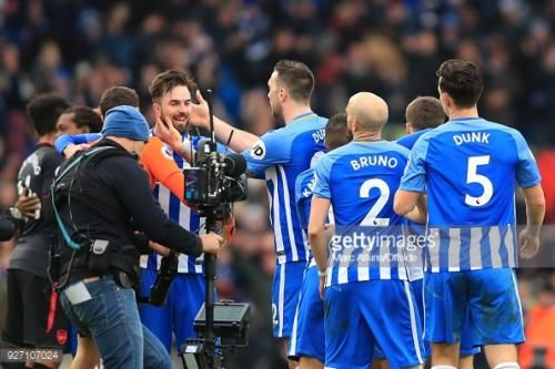Brighton & Hove Albion player rating from momentous win over Arsenal: * Brighton & Hove Albion player rating from momentous win over…