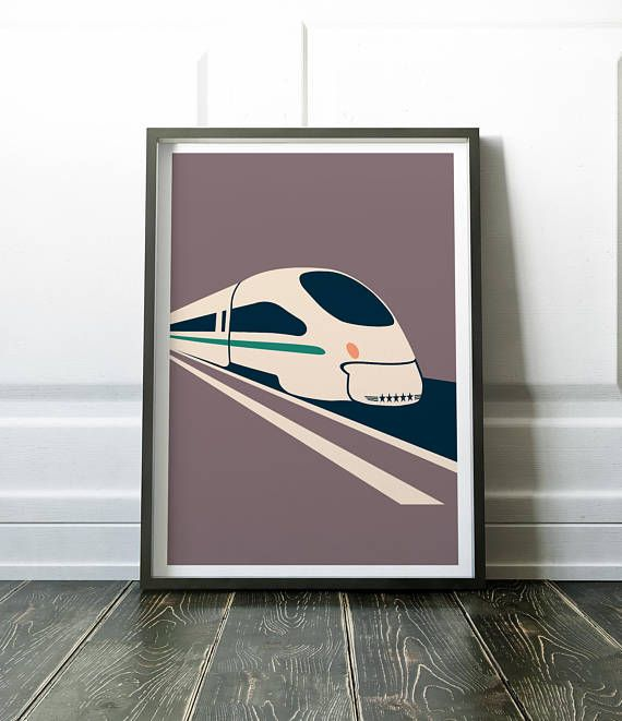 Train Wall Art 563 best wall art prints images on pinterest | wall art prints