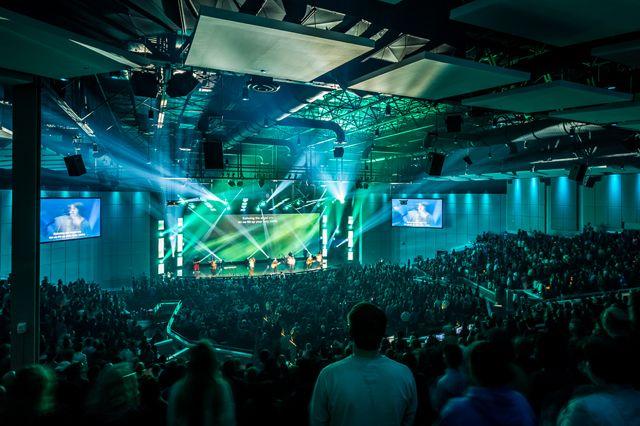 Celebration Church - Jacksonville, Florida  | Live Design Group: Architecture | Interiors | Third Places