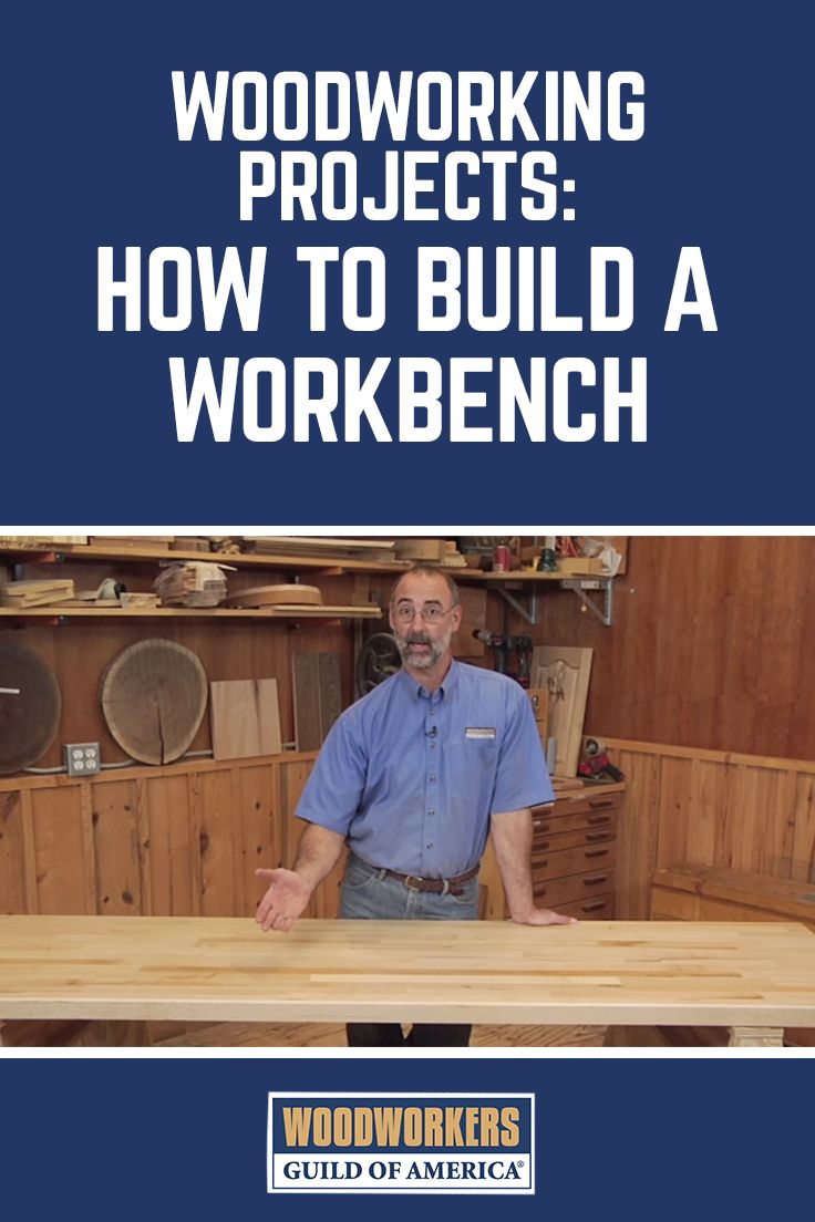 how to build a workbench out of metal