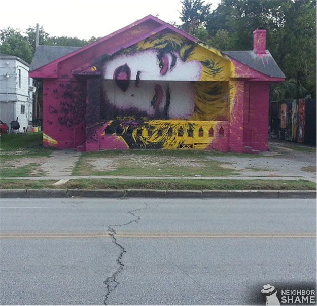 20 best images about i hate my neighbors on pinterest. Black Bedroom Furniture Sets. Home Design Ideas