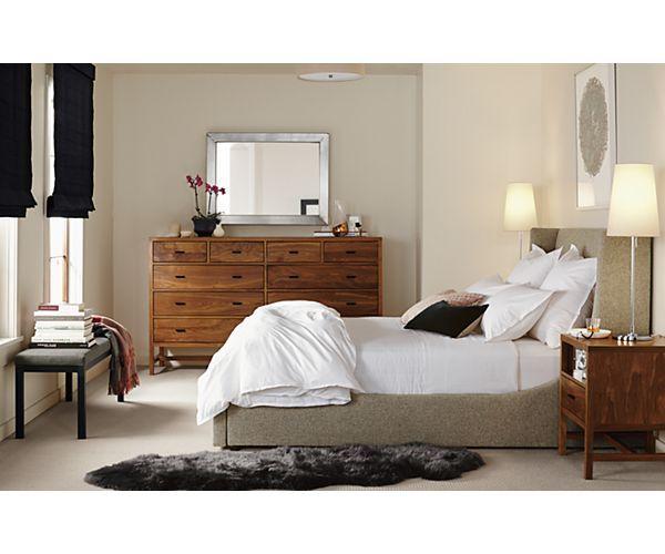 Berkeley dressers and nightstand from room board dressers 1199 2299 nightstand 549 for Bedroom furniture berkeley ca