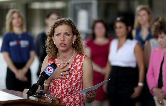 RIGGED: Debbie Wasserman Schultz Strikes Again