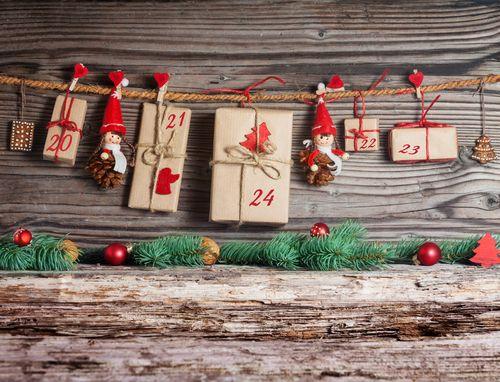 3 лайфхака и 31 задание для новогоднего адвент-календаря 1