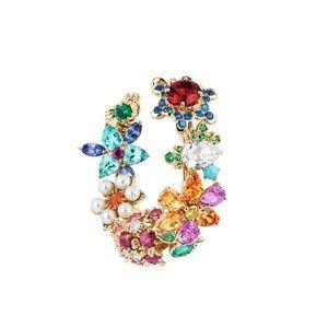 「ディオール」ヴェルサイユ宮殿の庭園が着想のハイジュエリー、瑞々しい草花をダイヤモンドやエメラルドで - 画像14
