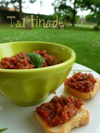 Découvrez la recette Tartinade provençale sur cuisineactuelle.fr.