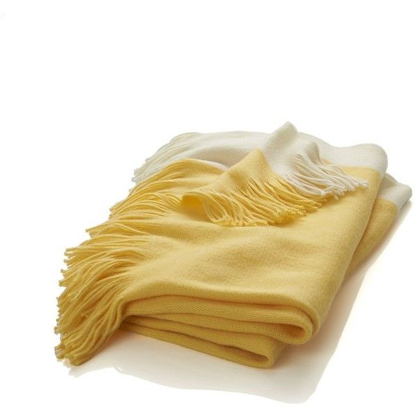 1000 Ideas About Yellow Throw Blanket On Pinterest