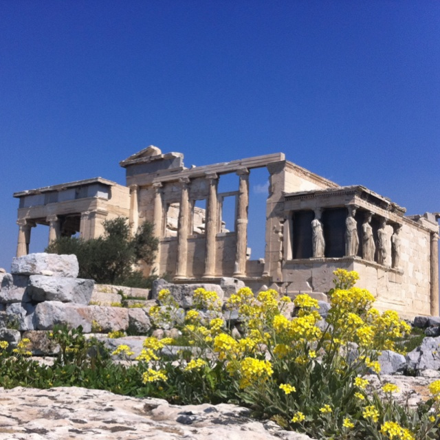 Erechthio @Acropolis-Greece
