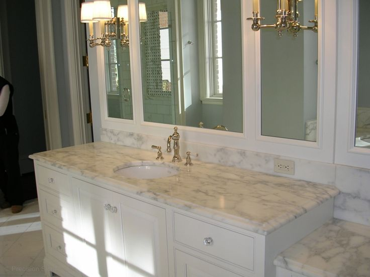 Stone Bathroom Vanity : Pinterest ? The world?s catalog of ideas