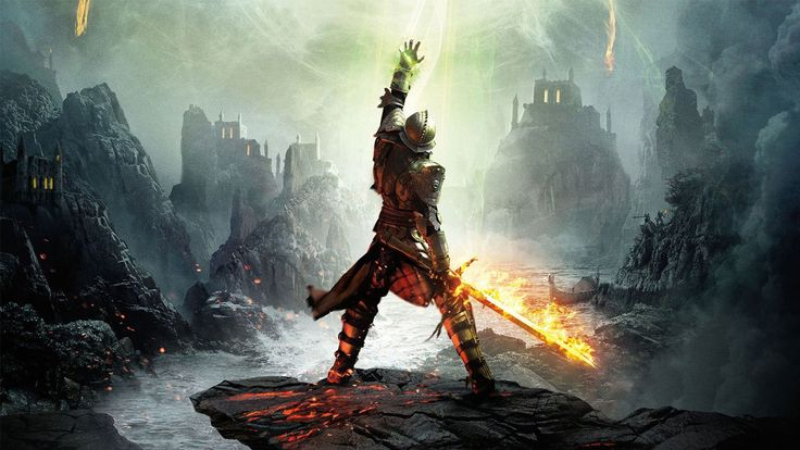 Wayne Reviews Dragon Age: Inquisition